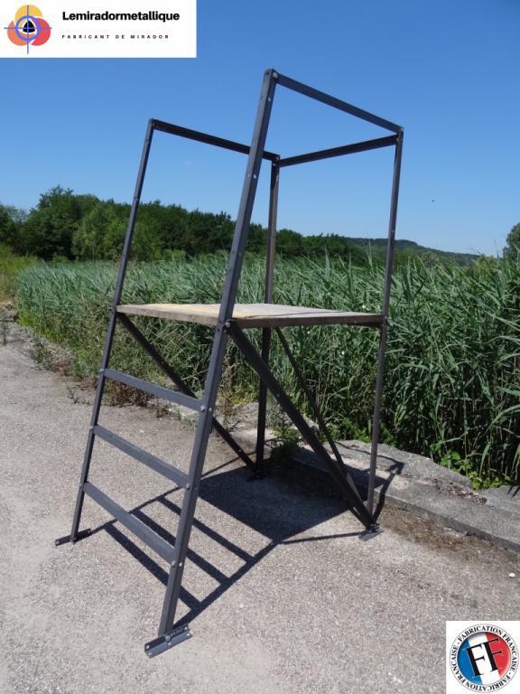 Chaise de tir 1